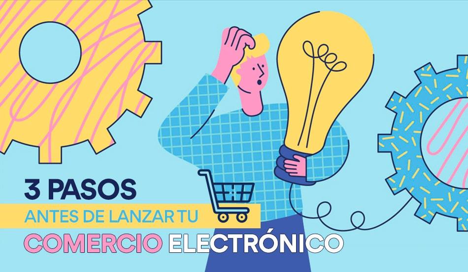 como hacer comercio electronico